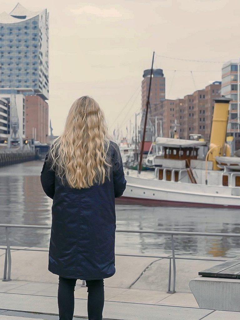Viktoria Moser - Modedesignerin aus Hamburg