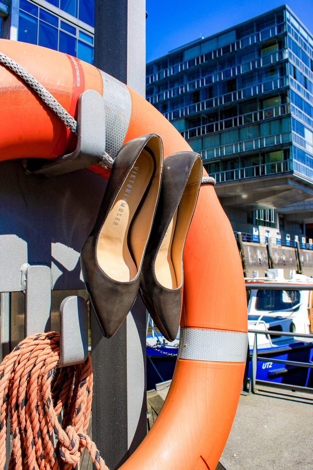 Jamie Pump - Hamburg Foto von Viktoria Moser Schuh